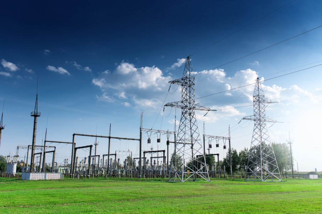 Power station systems security