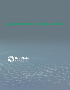 RunSafe NIST Technical Brief