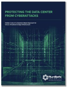 data center cyberattack whitepaper cover