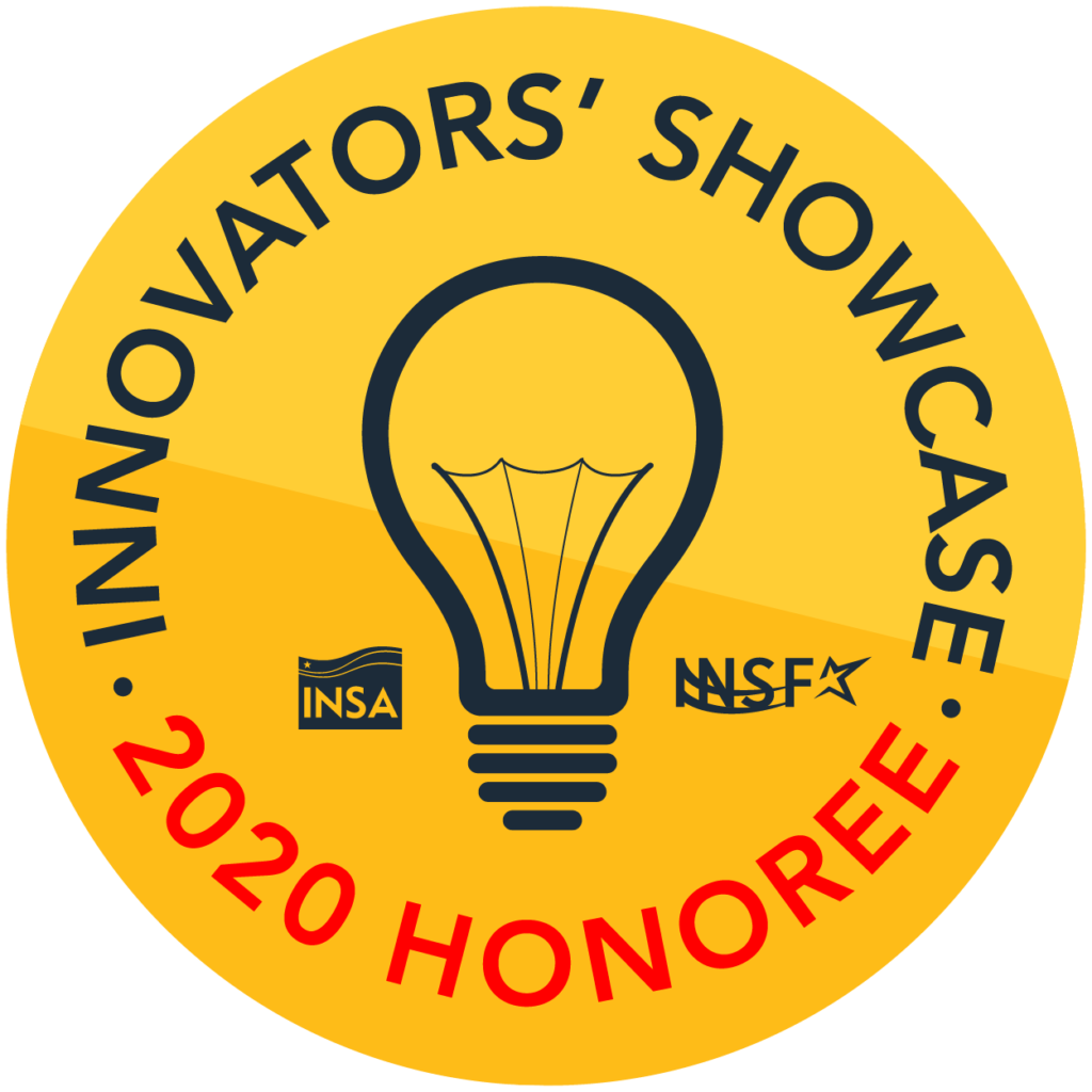 Innovators' Showcase Sticker