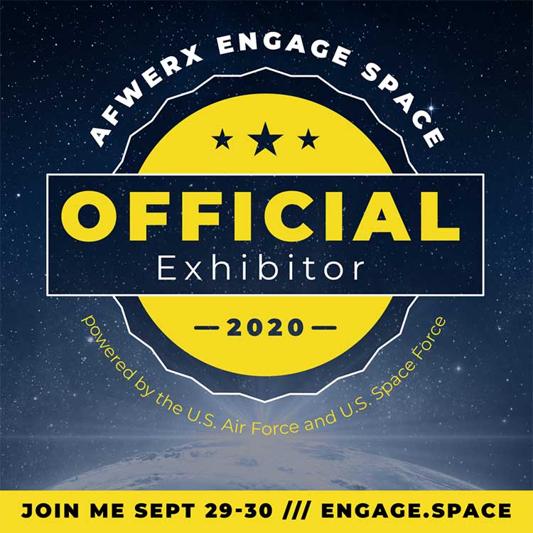 Engage Official Exhibitor