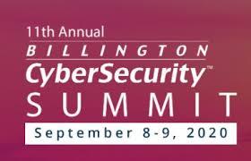 Billington Cybersecurity Summit 2020