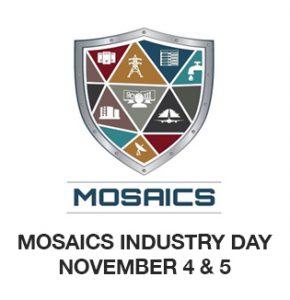 Mosaics Industry Day Logo