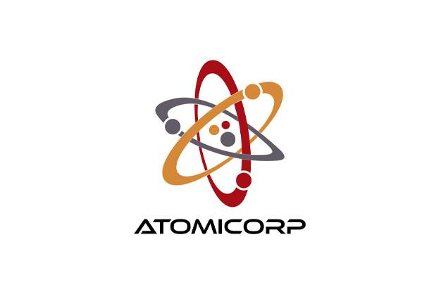 Atomicorp Logo White