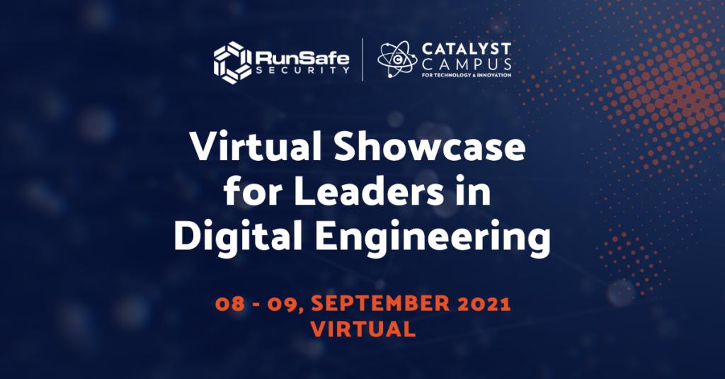 RunSafe at Catalyst Campus Innovation Showcase