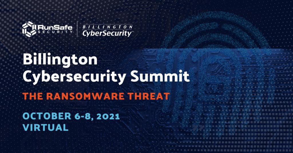 Billington Cybersecurity.